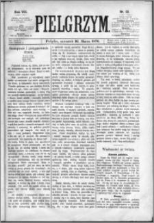 Pielgrzym, pismo religijne dla ludu 1876 nr 22
