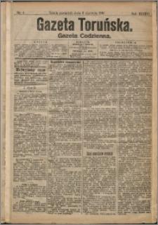 Gazeta Toruńska 1910, R. 46 nr 4