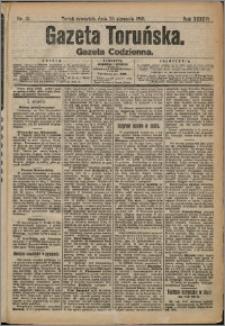 Gazeta Toruńska 1910, R. 46 nr 15