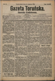 Gazeta Toruńska 1910, R. 46 nr 22