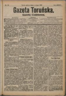 Gazeta Toruńska 1910, R. 46 nr 28