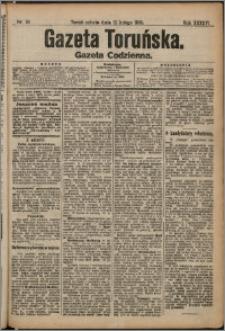 Gazeta Toruńska 1910, R. 46 nr 34