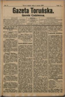 Gazeta Toruńska 1910, R. 46 nr 51