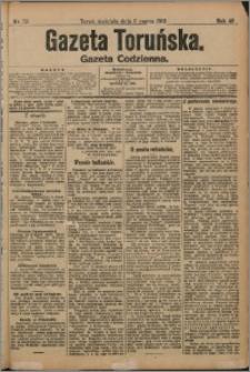 Gazeta Toruńska 1910, R. 46 nr 53 + dodatek
