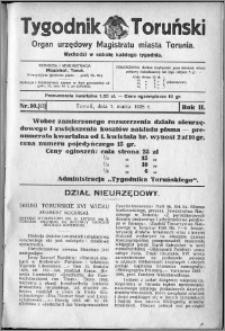 Tygodnik Toruński 1925, R. 2, nr 10