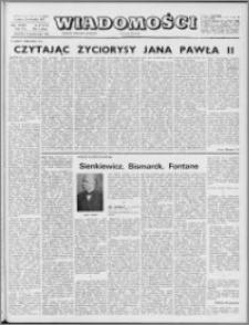 Wiadomości, R. 34 nr 42 (1751), 1979