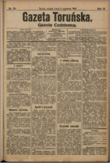 Gazeta Toruńska 1910, R. 46 nr 124