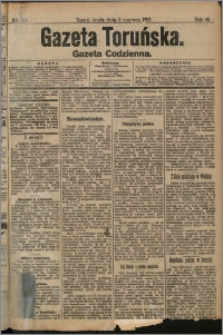Gazeta Toruńska 1910, R. 46 nr 128