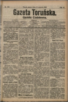 Gazeta Toruńska 1910, R. 46 nr 130