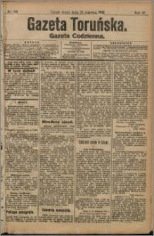 Gazeta Toruńska 1910, R. 46 nr 140