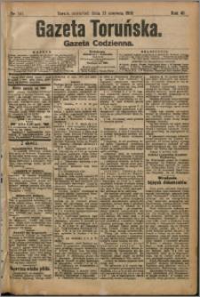 Gazeta Toruńska 1910, R. 46 nr 141