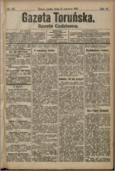 Gazeta Toruńska 1910, R. 46 nr 142