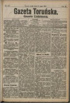 Gazeta Toruńska 1910, R. 46 nr 157