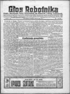 Głos Robotnika 1922, R. 3 nr 110