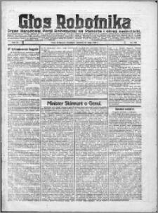 Głos Robotnika 1922, R. 3 nr 122