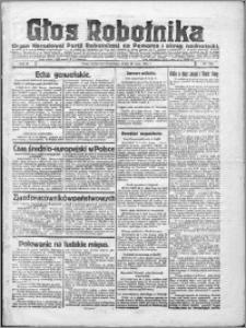 Głos Robotnika 1922, R. 3 nr 124