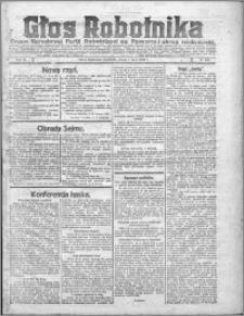 Głos Robotnika 1922, R. 3 nr 148