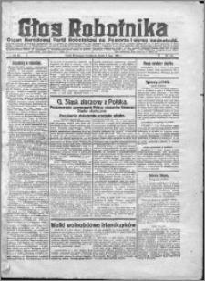 Głos Robotnika 1922, R. 3 nr 151