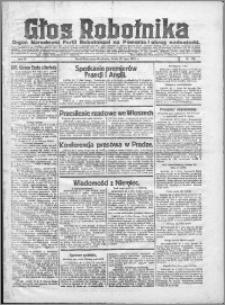 Głos Robotnika 1922, R. 3 nr 169