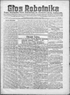 Głos Robotnika 1922, R. 3 nr 173