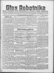 Głos Robotnika 1922, R. 3 nr 175