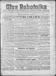 Głos Robotnika 1922, R. 3 nr 200