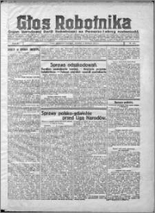 Głos Robotnika 1922, R. 3 nr 202