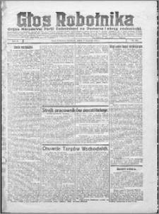 Głos Robotnika 1922, R. 3 nr 206