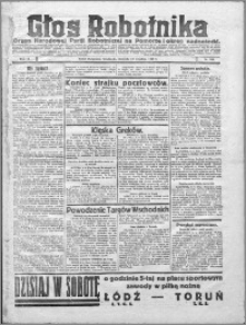 Głos Robotnika 1922, R. 3 nr 208