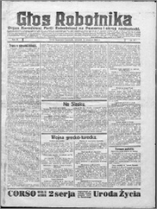 Głos Robotnika 1922, R. 3 nr 211
