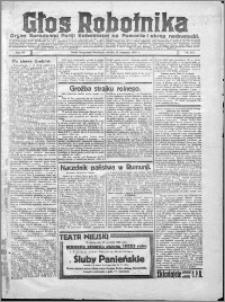 Głos Robotnika 1922, R. 3 nr 213