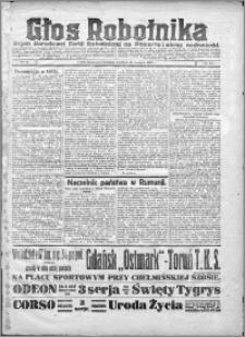 Głos Robotnika 1922, R. 3 nr 214
