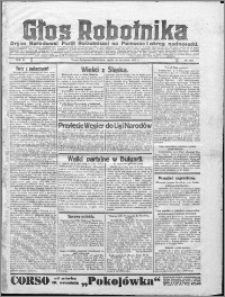 Głos Robotnika 1922, R. 3 nr 216