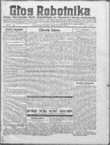Głos Robotnika 1922, R. 3 nr 217