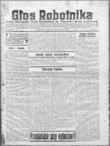 Głos Robotnika 1922, R. 3 nr 219