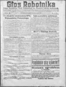 Głos Robotnika 1922, R. 3 nr 223
