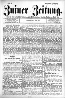Zniner Zeitung 1901.03.06 R.14 nr 19