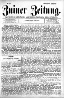 Zniner Zeitung 1901.03.16 R.14 nr 22