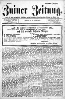 Zniner Zeitung 1901.12.18 R.14 nr 101