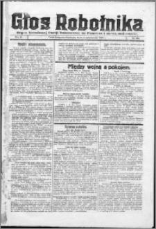 Głos Robotnika 1922, R. 3 nr 228