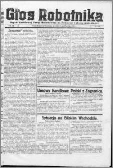 Głos Robotnika 1922, R. 3 nr 229