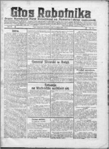 Głos Robotnika 1922, R. 3 nr 234