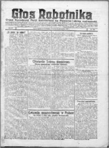 Głos Robotnika 1922, R. 3 nr 235