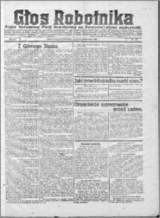 Głos Robotnika 1922, R. 3 nr 237