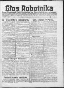 Głos Robotnika 1922, R. 3 nr 239