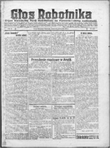 Głos Robotnika 1922, R. 3 nr 245