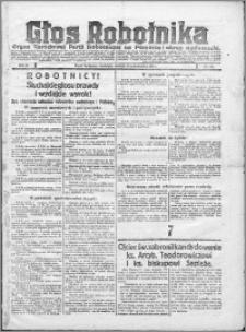 Głos Robotnika 1922, R. 3 nr 250