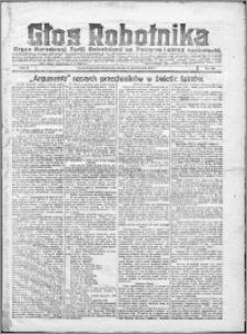 Głos Robotnika 1922, R. 3 nr 251