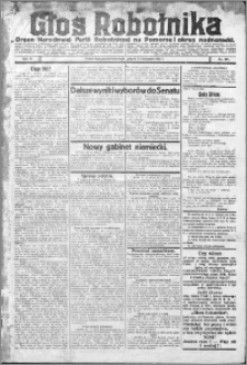 Głos Robotnika 1922, R. 3 nr 271