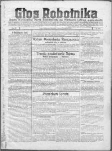 Głos Robotnika 1922, R. 3 nr 280